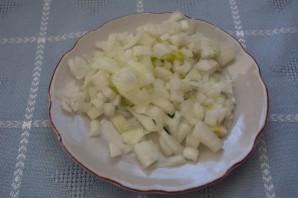 Соус с грибами и сыром - фото шаг 1