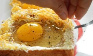 Завтрак для мужчины - фото шаг 2
