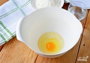 Вкусное тесто для пельменей - фото шаг 1