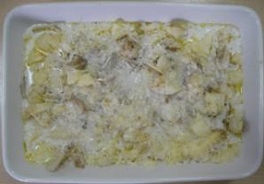 Картофельный гратен с сыром - фото шаг 4