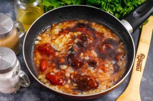 Сливовый соус к мясу