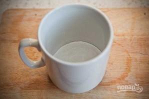 Молочный кисель с малиной - фото шаг 3