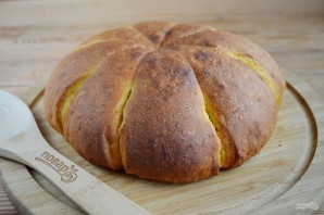 Сладкий тыквенный хлеб  - фото шаг 7