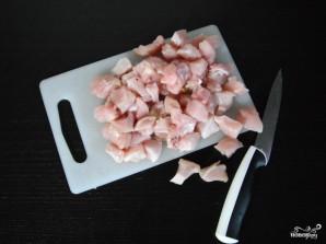 Курица в горшочке в духовке - фото шаг 1