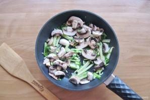 Грибной суп по-китайски - фото шаг 6