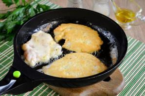 Куриное филе на сковороде - фото шаг 7