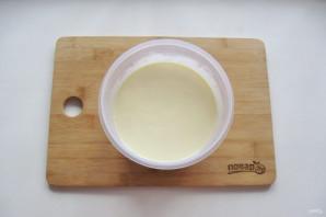 Домашний сыр из кефира и яиц - фото шаг 5