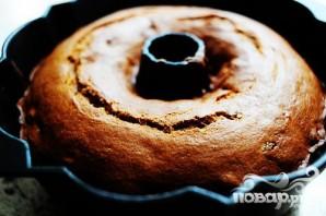 Томатный пирог со сливочной глазурью - фото шаг 4