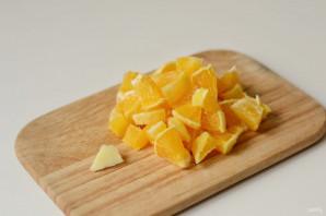 Кукурузная каша с апельсином и имбирем - фото шаг 2