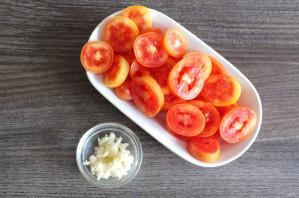 Горбуша со шпинатом и сливками - фото шаг 4