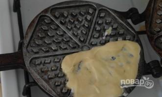 Печенье в вафельнице на газу - фото шаг 5