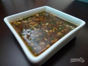 Салат с пекинской капустой и курицей - фото шаг 3