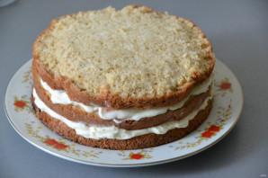 Мандариновый торт на Новый год - фото шаг 26
