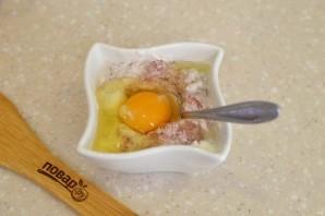 Кабачки в духовке с фаршем и помидорами - фото шаг 5