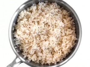 Рассыпчатый рис на гарнир - фото шаг 4