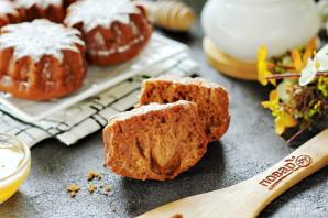 Постные медовые кексы - фото шаг 7
