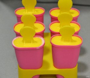 Домашнее мороженое на палочке - фото шаг 13