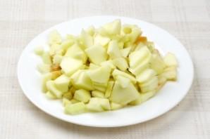 Вкусная шарлотка с яблоками - фото шаг 2