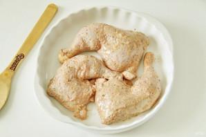 Маринад для куриных окорочков - фото шаг 8