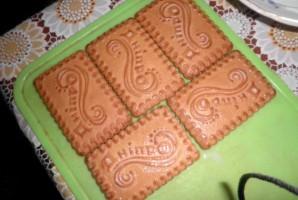 Творожный торт на скорую руку - фото шаг 4
