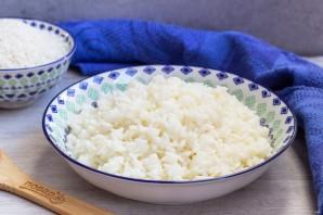 Правильный рис - фото шаг 6