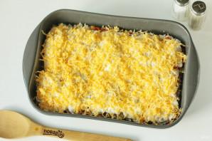 Горбуша с рисом в духовке - фото шаг 6