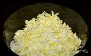Крабовый салат - фото шаг 1