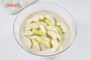 Диетический пирог с яблоками - фото шаг 5