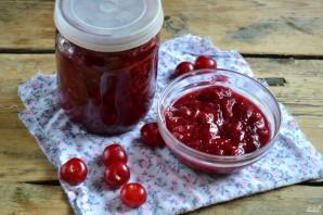 Варенье из вишни без закатки - фото шаг 5