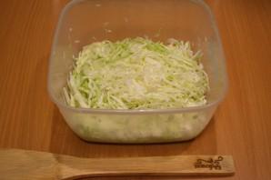Салат из копченой курицы с сыром - фото шаг 1