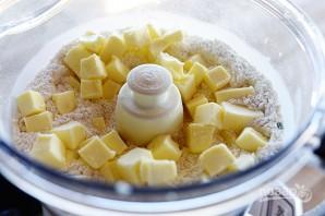 Песочное сырное печенье - фото шаг 2