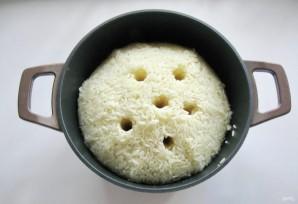 Рис с куриными желудками - фото шаг 5