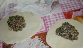 Манты из свинины - фото шаг 4