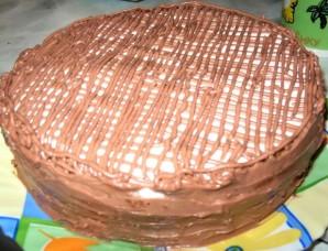 """Торт """"Минутка"""" в духовке быстро - фото шаг 4"""