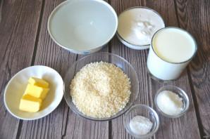 Рисовая каша на кокосовом молоке - фото шаг 1