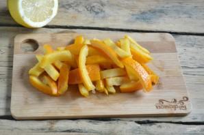 Цукаты из апельсиновых корок - фото шаг 3