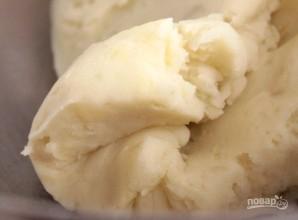 Картофельные лепешки с зеленым луком - фото шаг 3