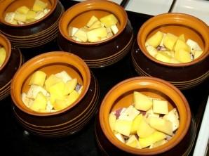 Чанахи из баранины - фото шаг 5