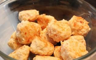 Рис с куриным фаршем и помидорами - фото шаг 3