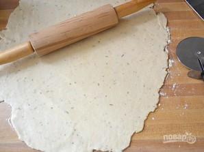 Домашние крекеры - фото шаг 6