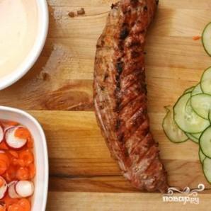 Сэндвичи со свининой по-вьетнамски - фото шаг 2