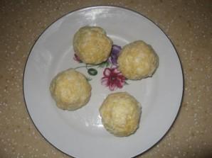 Хачапури на кефире - фото шаг 3