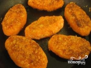 Постные котлеты из моркови - фото шаг 6