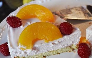 Торт со сметаной и желатином - фото шаг 9