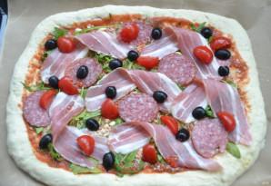 "Пицца ""Карпаччо"" - фото шаг 9"