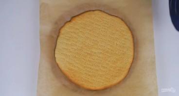 Нежный песочный торт - фото шаг 3