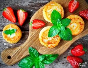 Сырники от Юлии Высоцкой - фото шаг 7