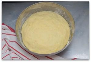Простой рецепт пирожков с капустой - фото шаг 5