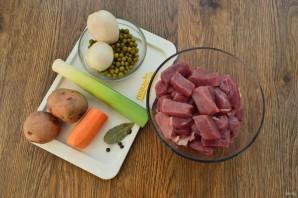 Мясной соус из детства - фото шаг 1