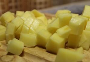 Картофельный суп с говядиной   - фото шаг 10